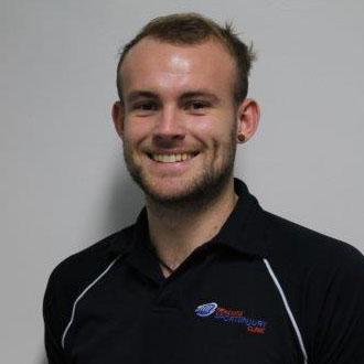 Luke Stevens Graduate BSc Sports Therapist