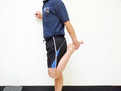 Mobility stretches for skiers