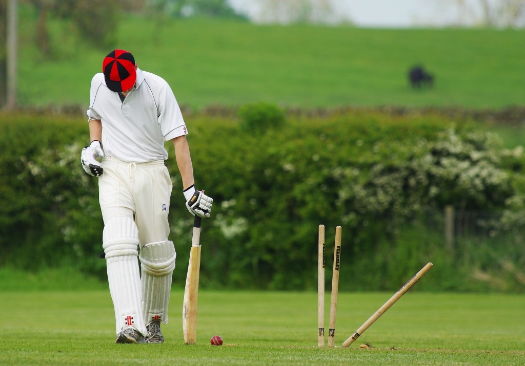 cricket sporting injuries