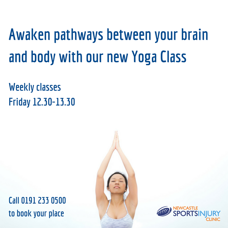 Yoga class times