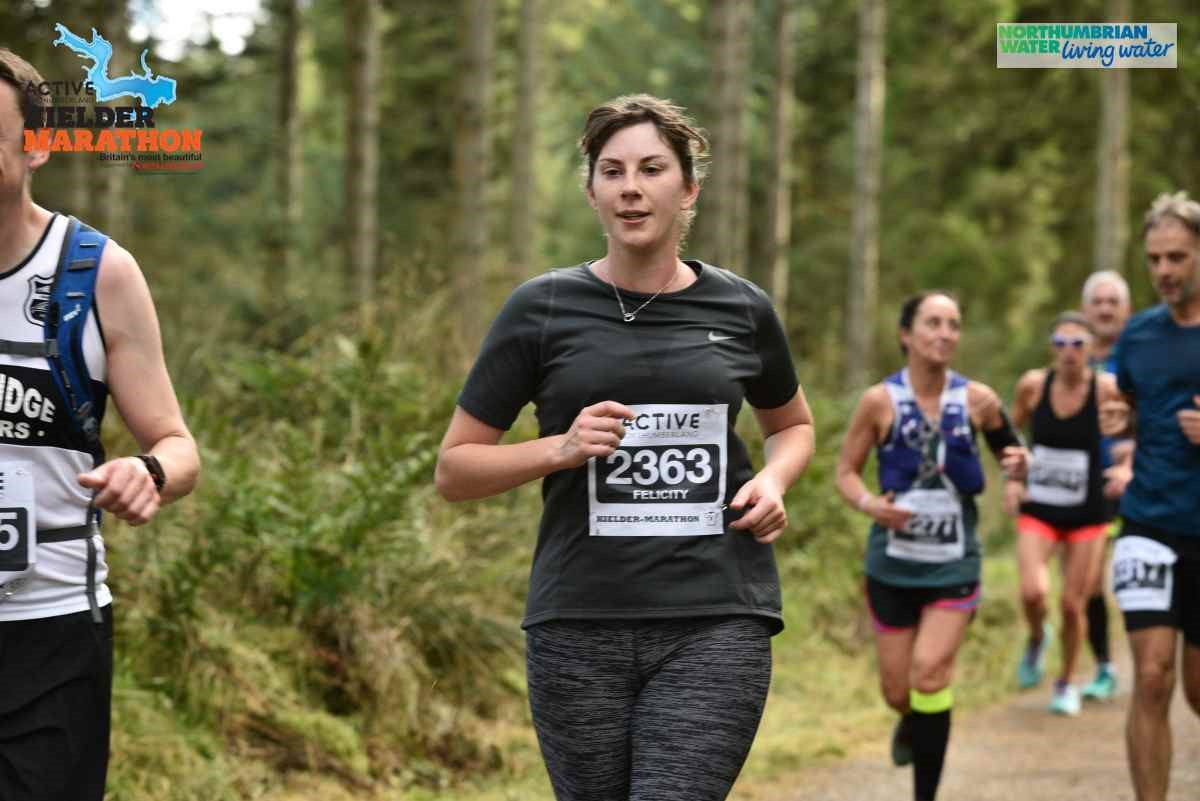Kielder Marathon Training – A Personal Journey – Race Day