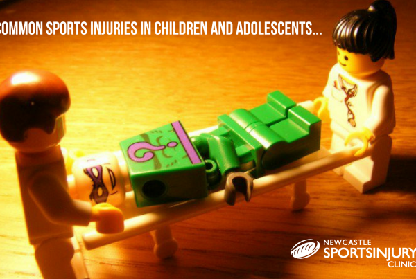 Common injuries in children and adolescents