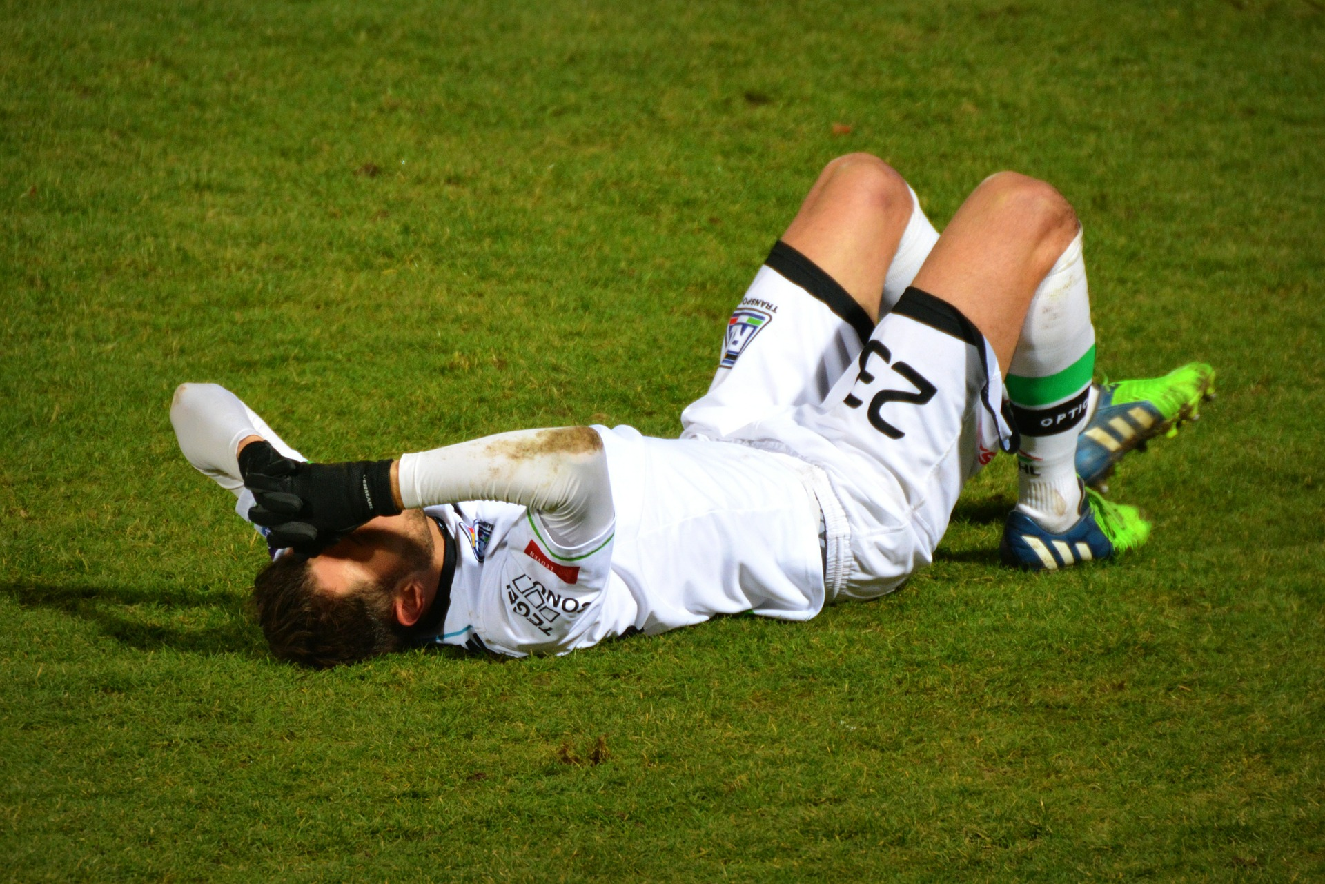 5 Most Common Football Related Injuries in Adults