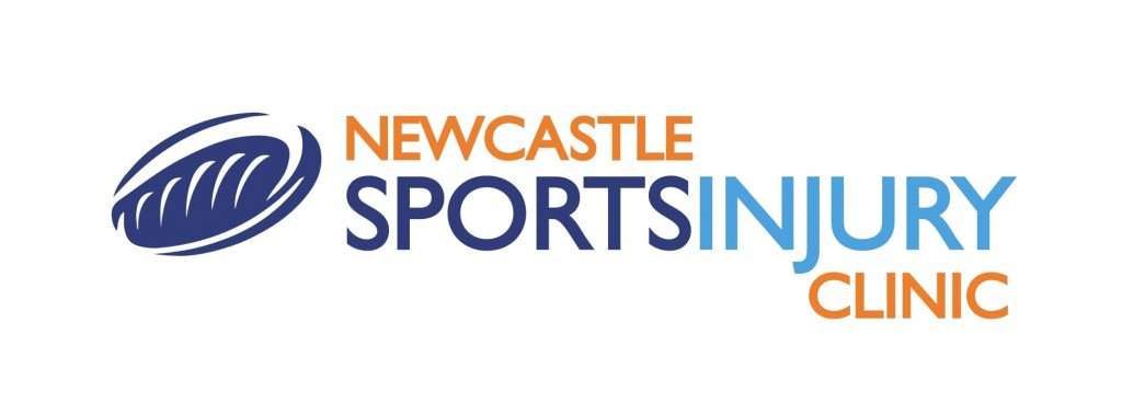 Newcastle Sports Injury Clinic Full Colour Logo