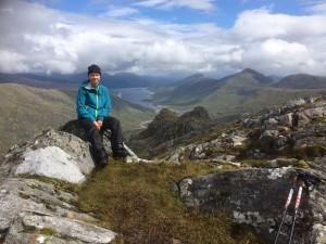 Carol and Vera have thoroughly enjoyed their Munro challenge.