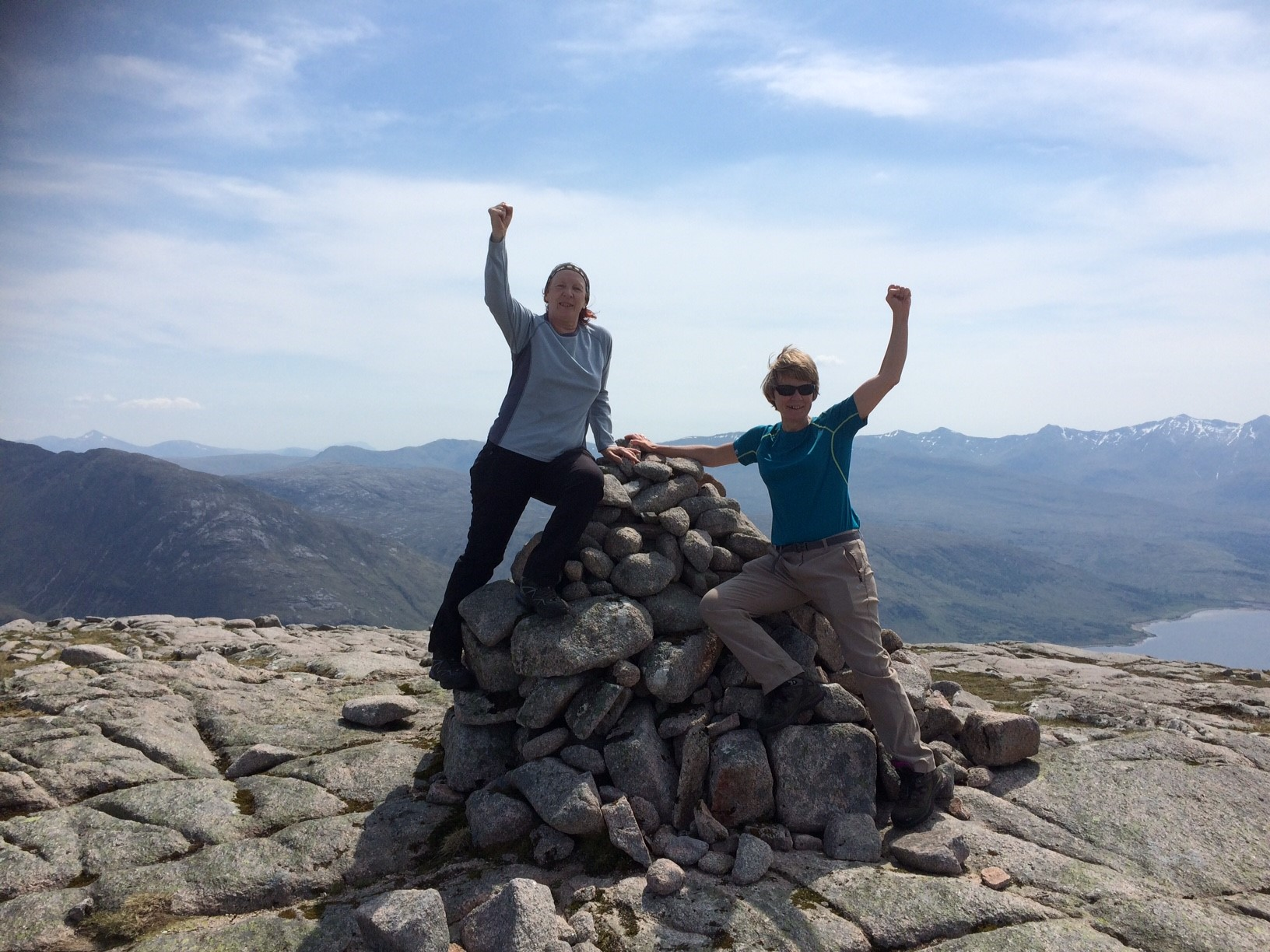 Can two of our patients bag the Munro Bagging challenge? (Part 2)