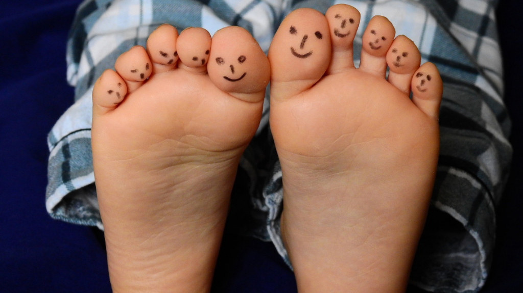 Copy of Blog Post - Active Children (Podiatry)