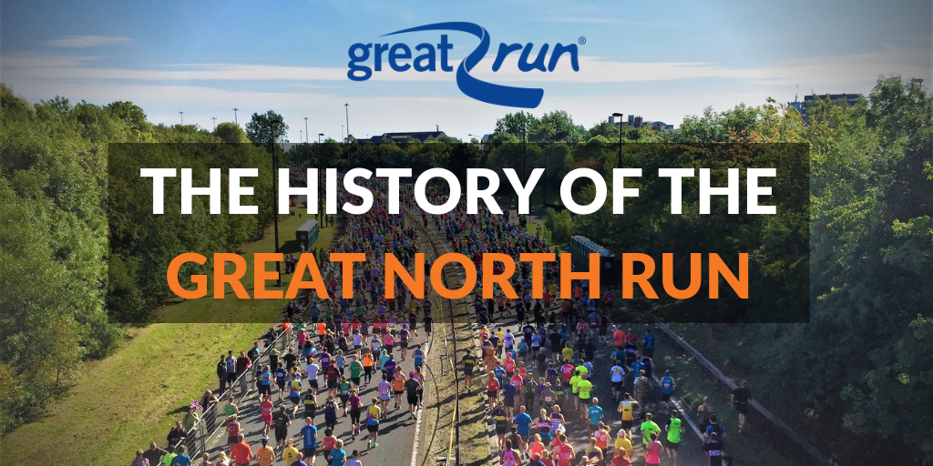 The History of the Great North Run
