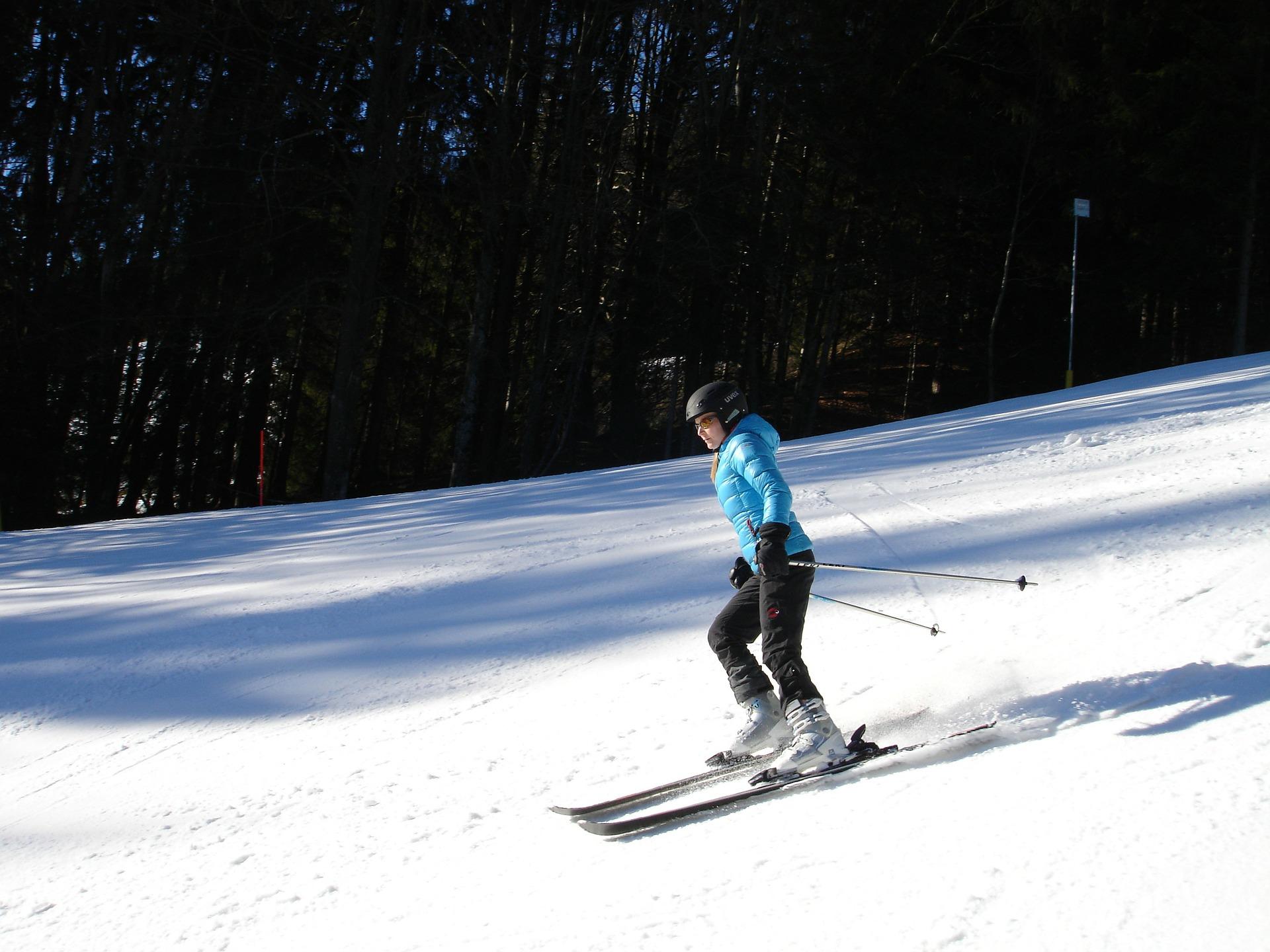 Prepping for an injury-free ski trip