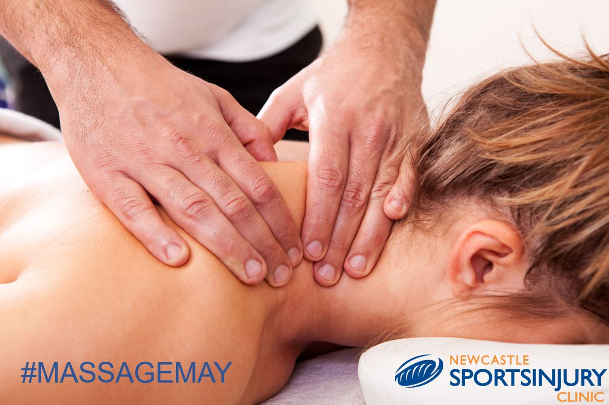 Win a massage! New massage service launches at NSIC in Jesmond