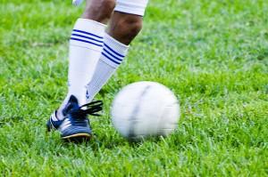 ankle sprain football