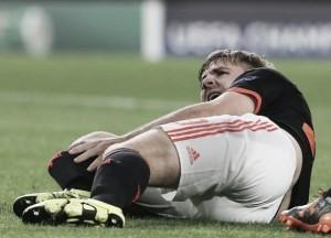 football sports injury