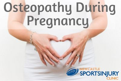 Pregnancy-related symptoms and osteopathy