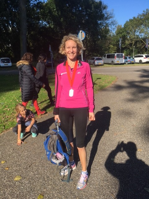 Testimonial – Amsterdam Marathon success with support from NSIC
