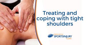 tight shoulder treatments