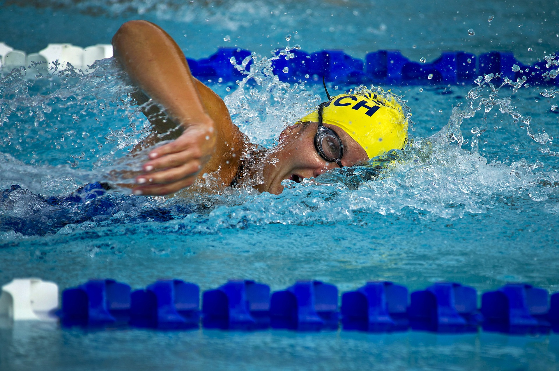 Discomfort in shoulder whilst swimming? It could be Swimmer's Shoulder