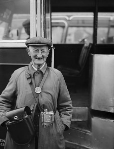 Bus conductor fitness