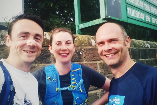Kielder Marathon Training – A Personal Journey – Week 2