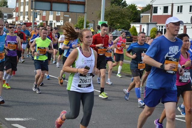 Extra opening hours added for pre-Great North Run treatments