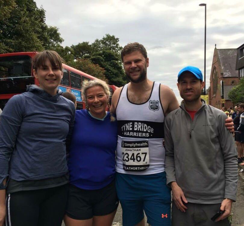 Kielder Marathon Training – A Personal Journey – Week 4