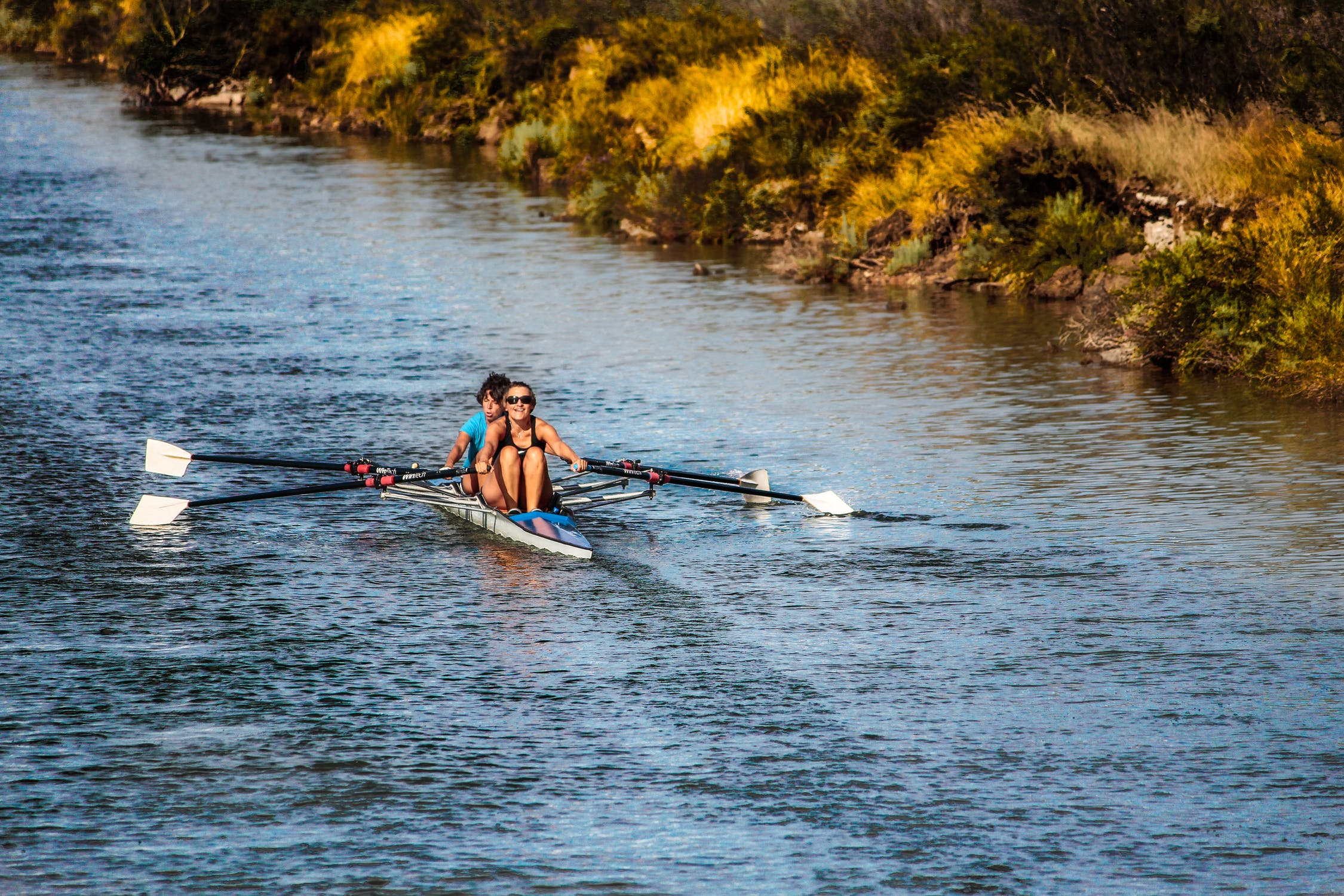 The Oxford-Cambridge boat race: looking at typical rowing injuries