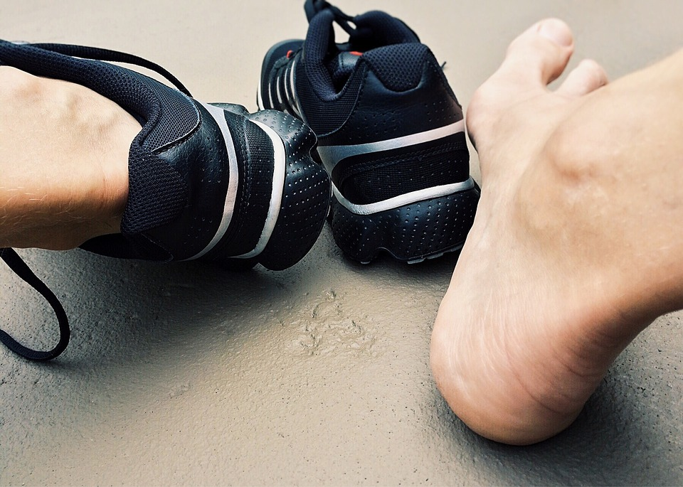 Don't neglect your feet! The importance of routine footcare in sport