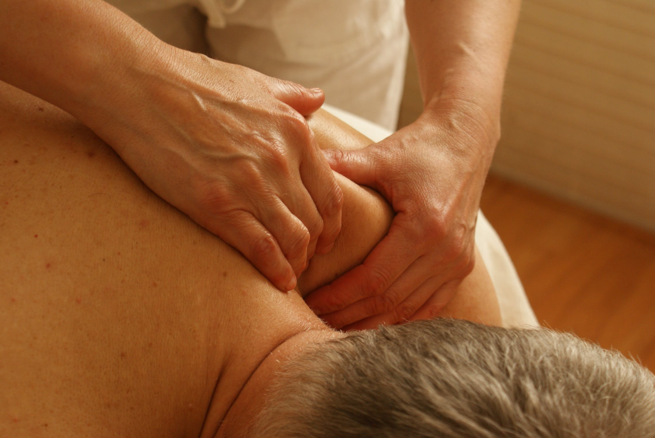 Case study – physiotherapy treatment for shoulder and arm pain
