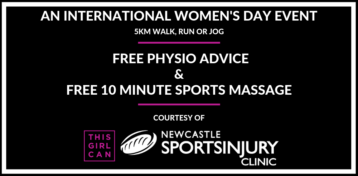 #THISGIRLCAN INTERNATIONAL WOMEN'S DAY EVENT