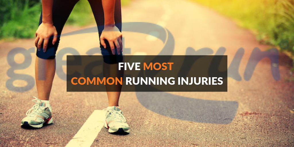 Top Five Most Common Running Injuries