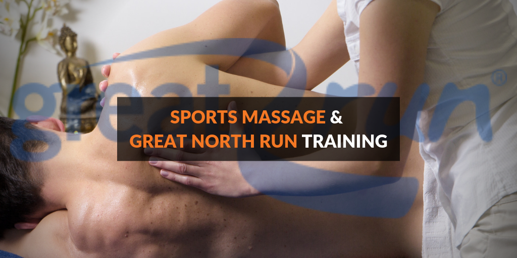 Sports Massage & Your Great North Run Training